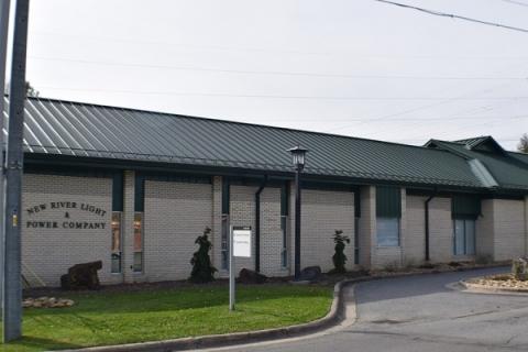 NRLP Building