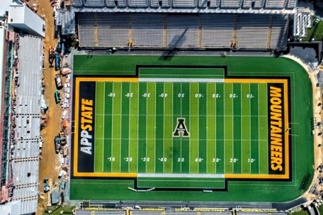 Kidd Brewer Turf Replacement