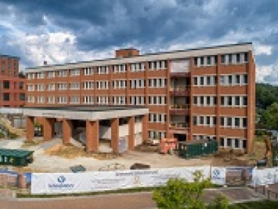 Sanford Hall Renewal Project